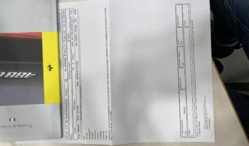 FERRARI 488 GTB pieno
