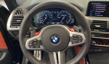 BMW X3 M COMPETITION 510CV pieno
